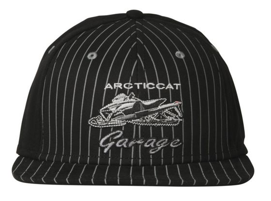 Arctic Cat Garage Collection Flat Brim Cap