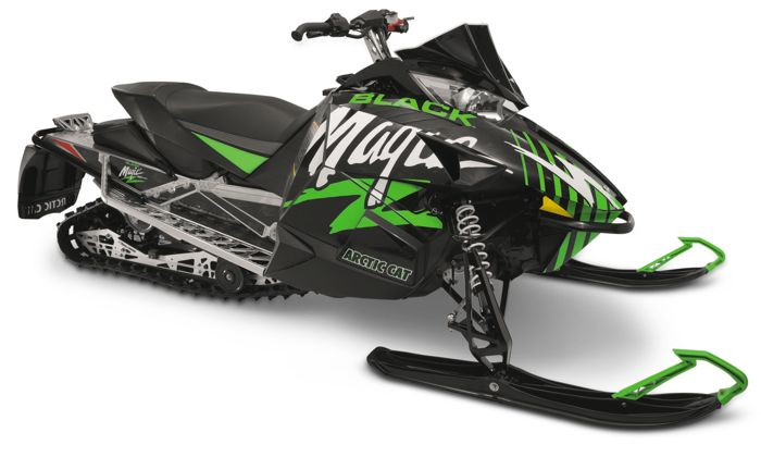 Black Magic Cat Wrap from Arctic Cat