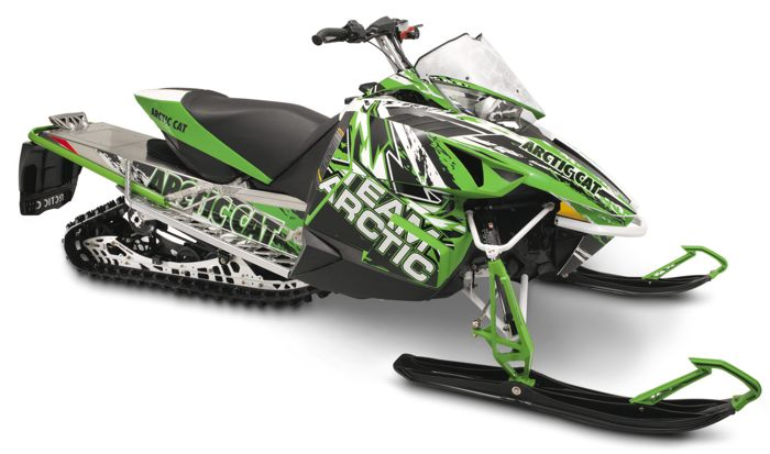 Scatter Cat Wrap from Arctic Cat