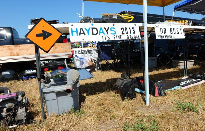 Hay Days swap meet