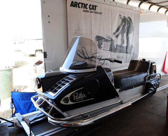 Jack Speckel's 1969 Arctic Cat Panther