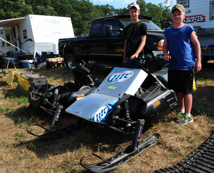 Custom Arctic Cat Prowler for sale at Hay Days