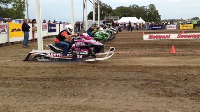 D&D Racing did awesome at Hay Days grass drags