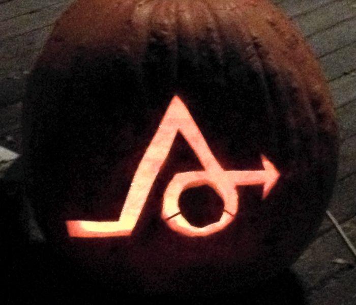Arctic Enterprises Halloween Pumpkin