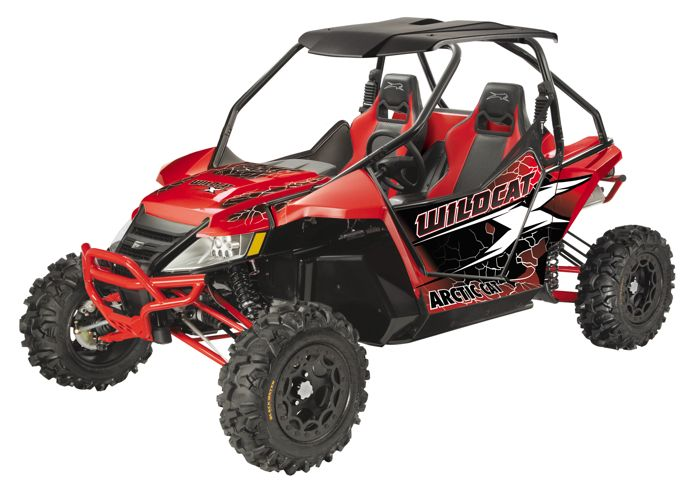 2014 Arctic Cat Wildcat X Limited