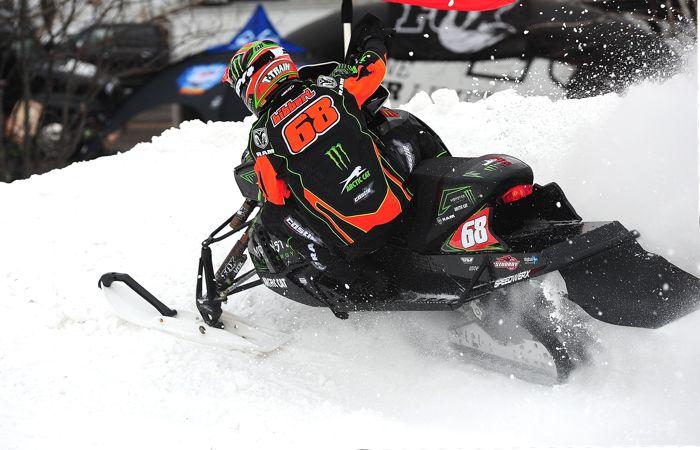 Tucker Hibbert - Monster Energy/Team Arctic Cat. Photo by ArcticInsider.com