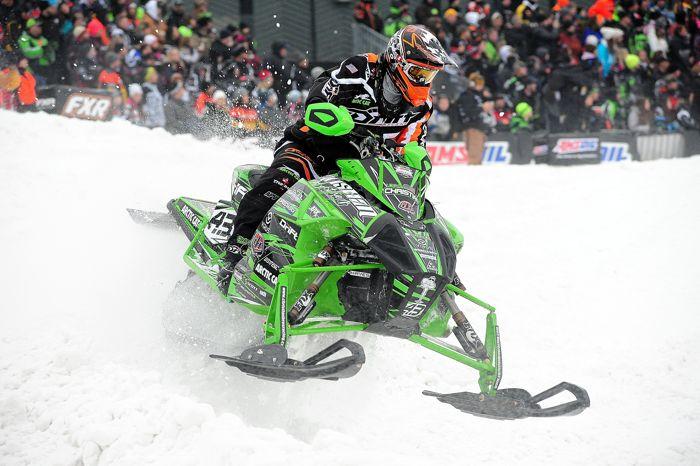 Logan Christian - Team Arctic/Christian Bros. Racing/DRIFT. Photo ArcticInsider.com
