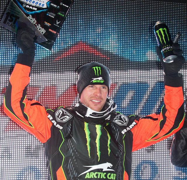 Monster Energy & Arctic Cat Pro Tucker Hibbert at Bessemer, Mich.