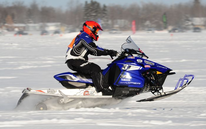 Yamaha's Corey Davidson. Photo by ArcticInsider.com