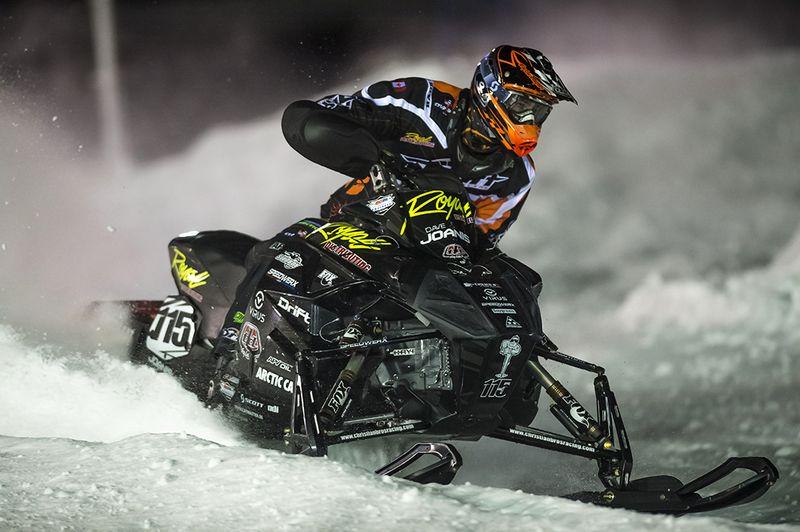 CBR/Team Arctic Pro David Joanis
