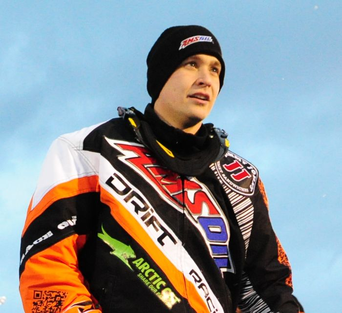 P.J. Wanderscheid, Team Arctic 4-time World Champion.