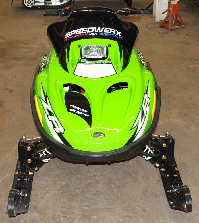Speedwerx Arctic Cat ZR 206RR