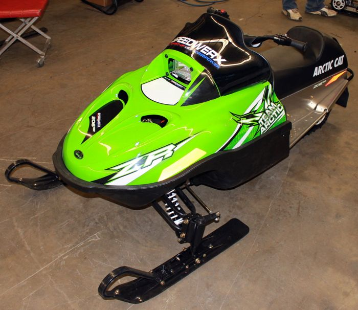 Speedwerx Arctic Cat ZR 206RR