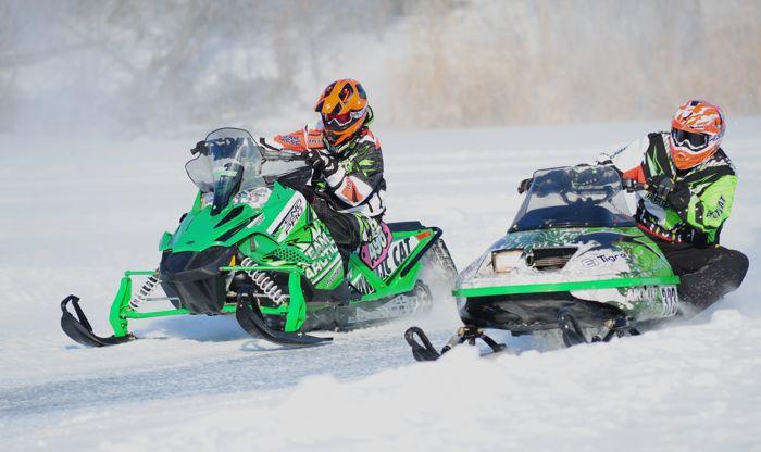 Team Arctic's Kelsey Pladson