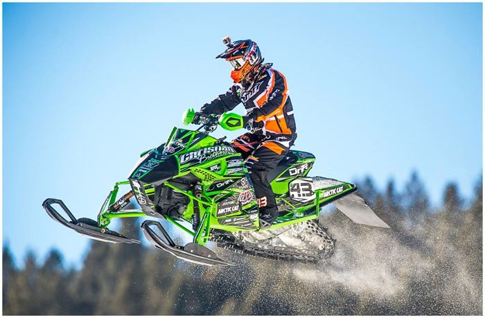 Logan Christian, Team Arctic Cat & Christian Bros. Racing