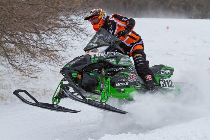 CBR/Team Arctic pro winner, Zach Herfindahl