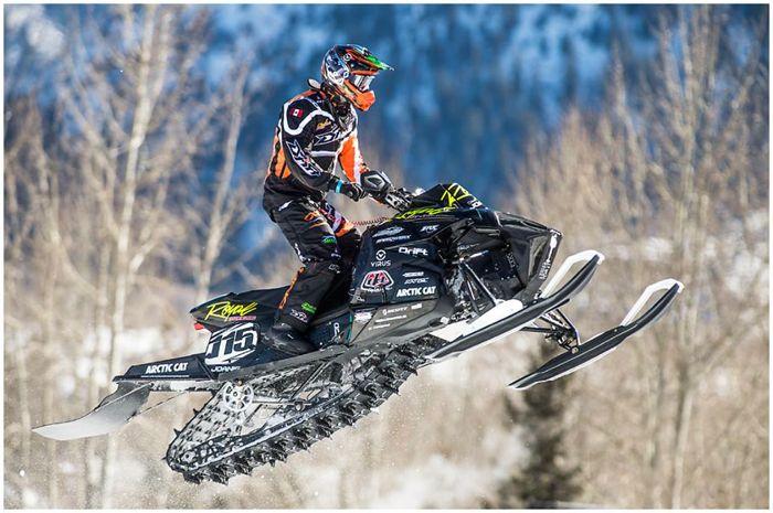 Dave Joanis, Team Arctic Cat & Christian Bros. Racing