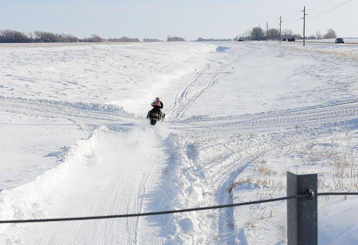 Zach Herfindahl, Team Arctic Cat – Christian Bros. Racing. Photo: ArcticInsider.com