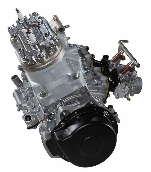 4000 Series Suzuki 500 EFI twin