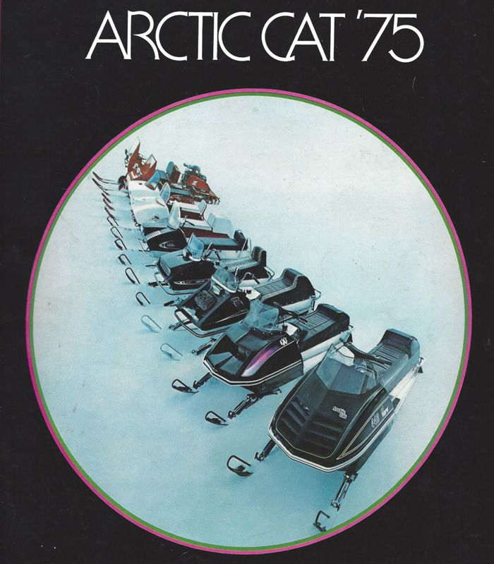 "1975 Arctic Cat ""Year After Year"""