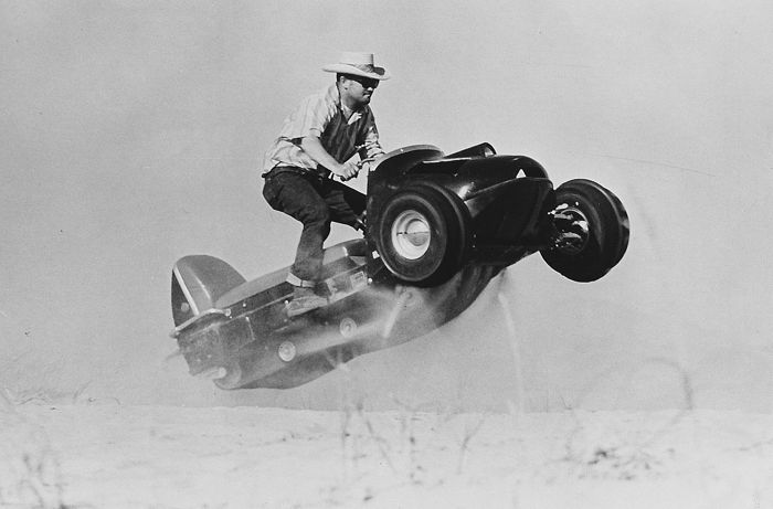 TGIF: The flying Scorpion sand and snowmobile. By ArcticInsider.com