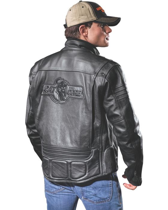Cat to the Core Leather Jacket from Arctic Cat
