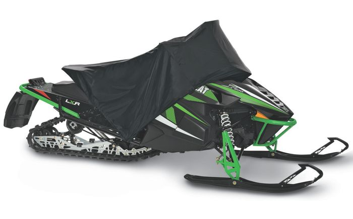 Arctic Cat Half Cover for ZR model snowmobiles