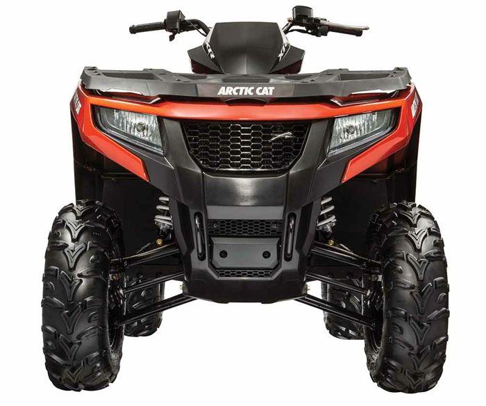 2015 Arctic Cat XR model ATVs. Photo posted by ArcticInsider.com