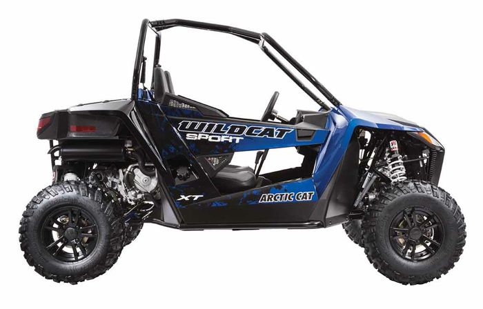 2015 Arctic Cat Wildcat Sport models. Posted by ArcticInsider.com
