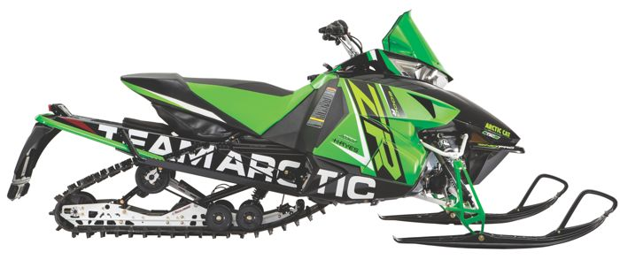 2015 Arctic Cat ZR 6000R SX race sled. Posted by ArcticInsider.com