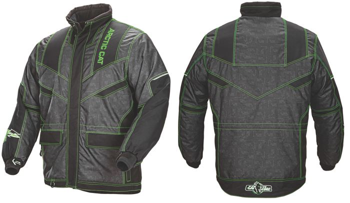 2015 Arctic Cat Iron Dog Coat. Posted by ArcticInsider.com