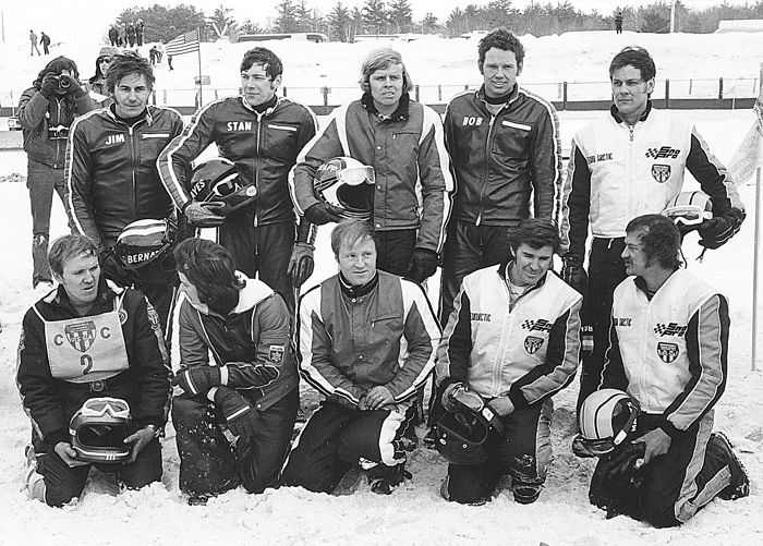 1974 Eagle River World Championships Finalists.