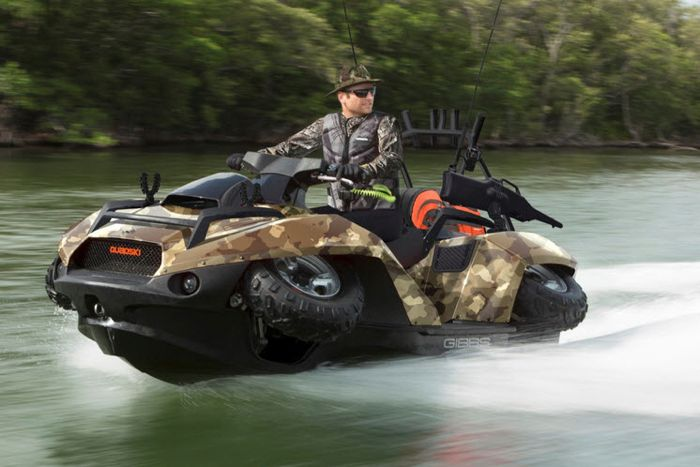 TGIF: Hunting with the quadski