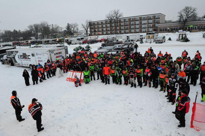 2015 USXC Race in Detroit Lakes, Minn. Photo by ArcticInsider.com