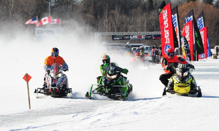 2015 USXC Park Rapids Pro final. Photo by ArcticInsider.com
