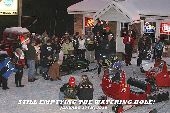 "Arctic Cat ""How to Empty a Watering Hole"" ad 30-year celebration."