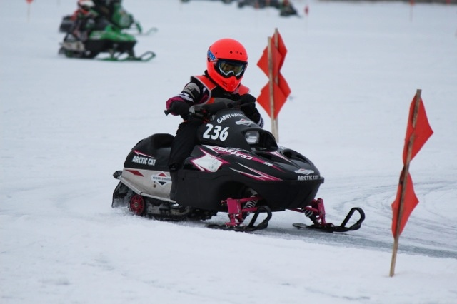 USXC Briggs and Stratton Triple Crown race