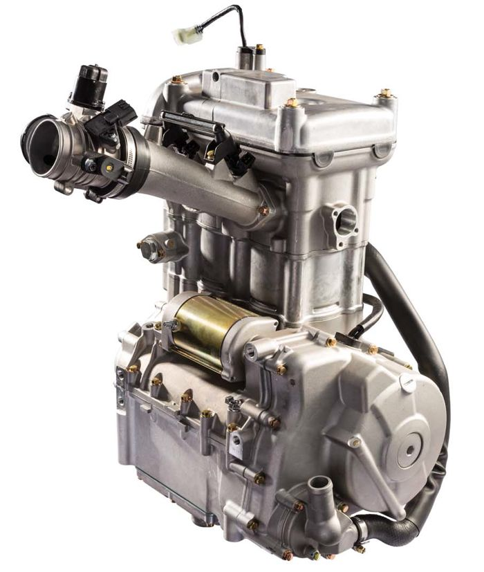 Arctic Cat - Kymco 3000 Series 700 4-stroke engine