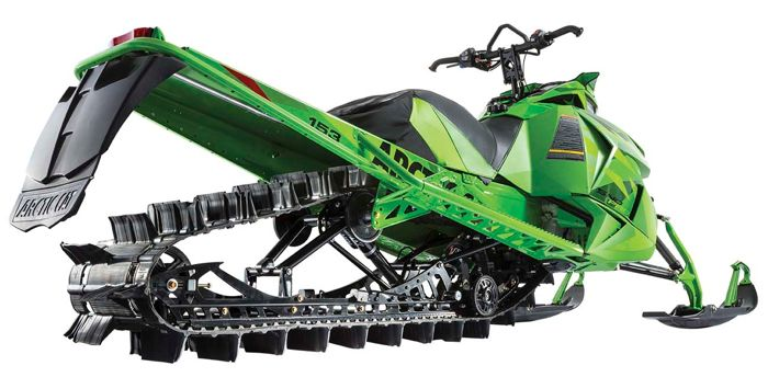 Arcticinsider 12 Things To Know About The 2016 Arctic Cat Snowmobiles