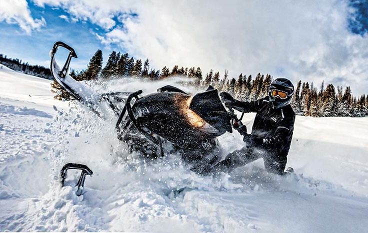 2016 Arctic Cat M Series snowmobile