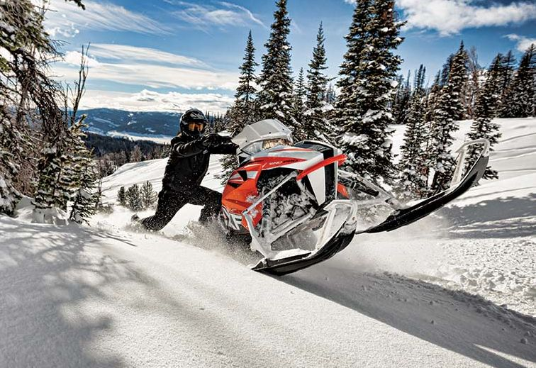 2016 Arctic Cat High Country snowmobile