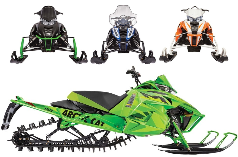 2016 Arctic Cat Snowmobiles