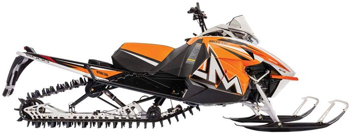 2016 Arctic Cat M Series Sno Pro snowmobile