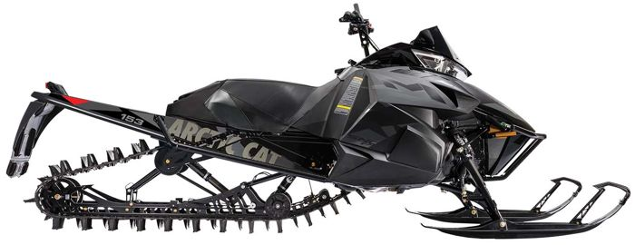 2016 Arctic Cat M Series Limited snowmobile