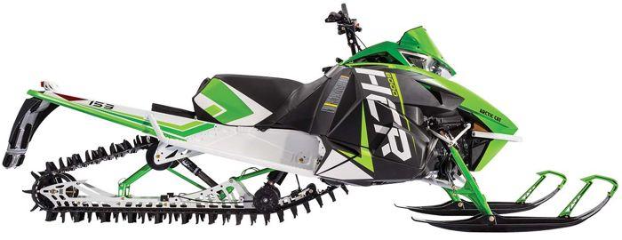 2016 Arctic Cat M Series HCR snowmobile