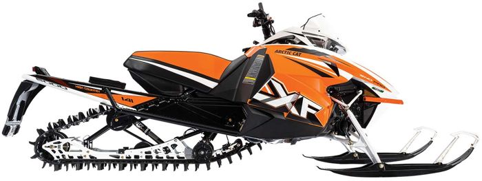 2016 Arctic Cat XF High Country standard snowmobile