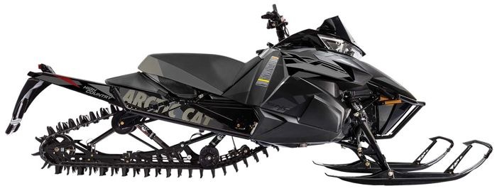 2016 Arctic Cat XF High Country Limited snowmobile