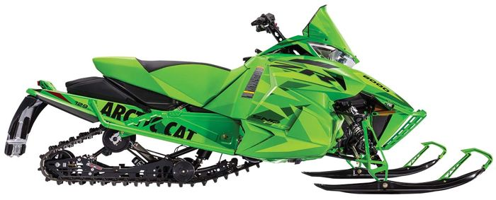 2016 Arctic Cat ZR Limited snowmobile