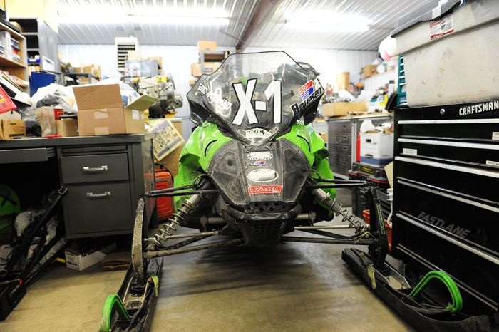 Northern Crankshaft, snowmobile engine rebuilder. Photo by ArcticInsider.com