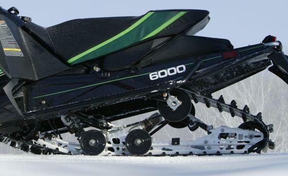 Rox custom Arctic Cat El Tigre 6000